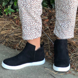 Dolce Vita Zooey Suede Sneakers