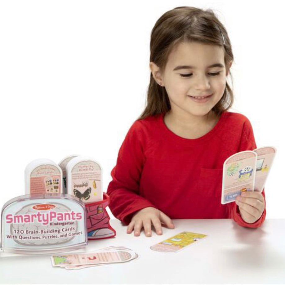 Smarty Pants Kindergarten Card Set