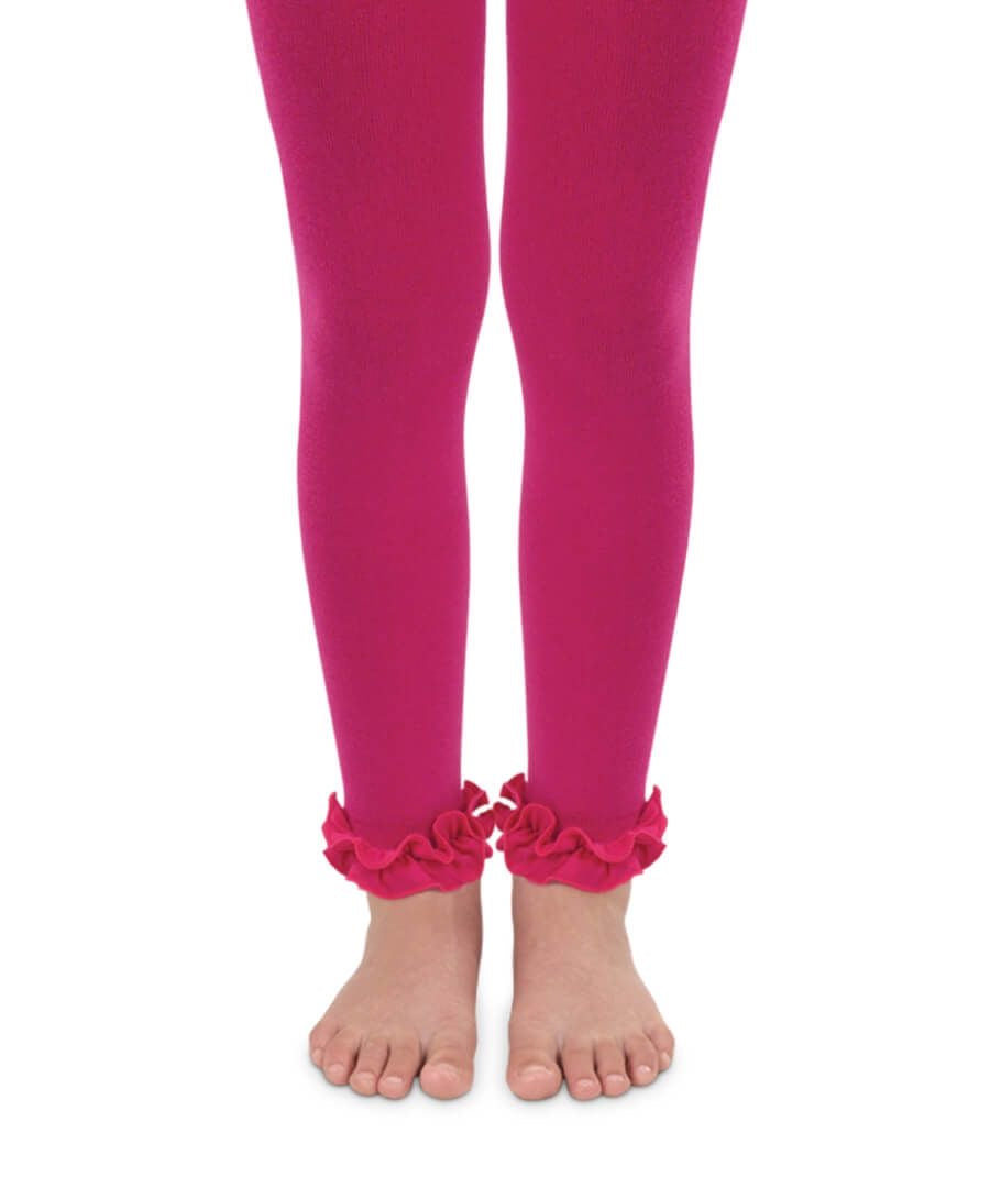 Jefferies Socks Ruffle Leggings