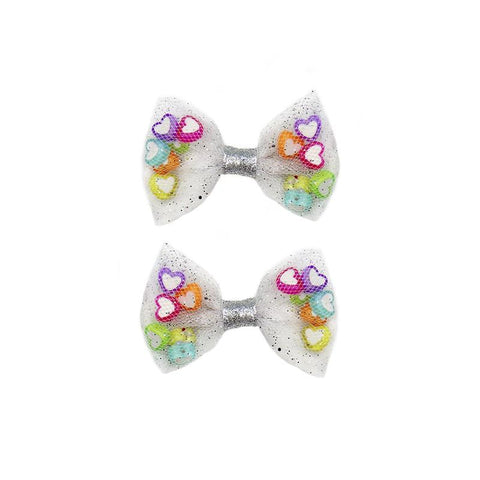 Bow-tastic Party Hairclips