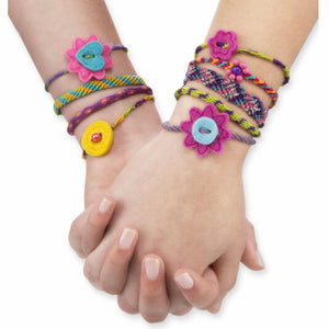 Friendship Bracelets Craft Activity Set