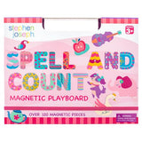 Spell & Count Magnetic Board