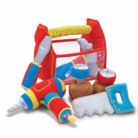 Toolbox Fill and Spill Toddler Toy