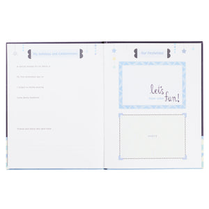 Twinkle Twinkle Little Star Baby Memory Book