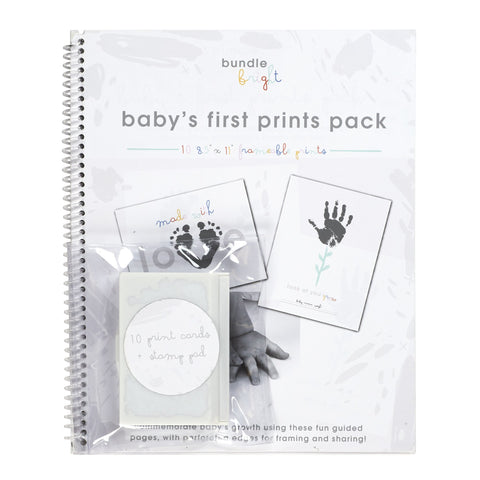 Baby's First Print Pack