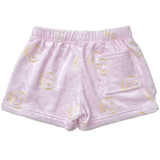 Golden Smile Plush Sleep Shorts