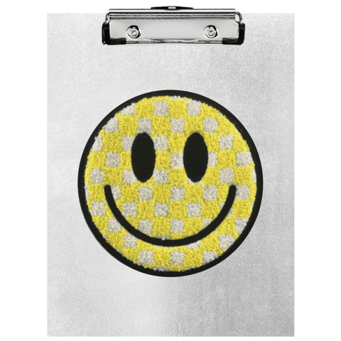 Smiley Face Clipboard Set