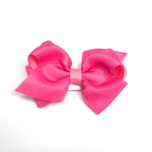 Wee Ones Small Organza Bow