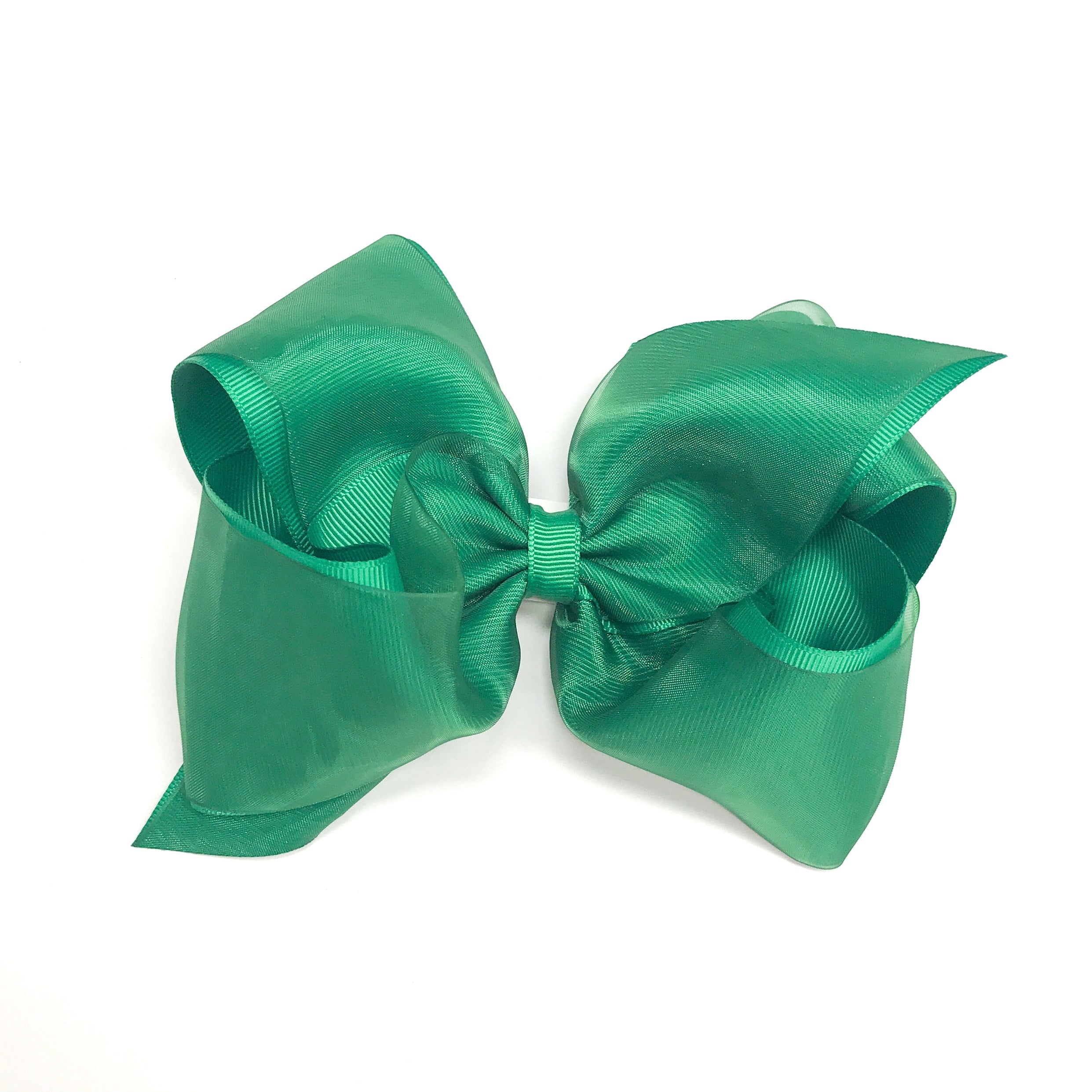 Wee Ones Large Organza Bow