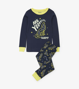 Glow in the Dark Constellations Pajamas