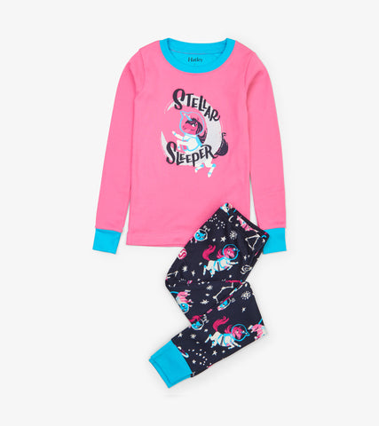 Glow in the Dark Enchanted Space Pajama