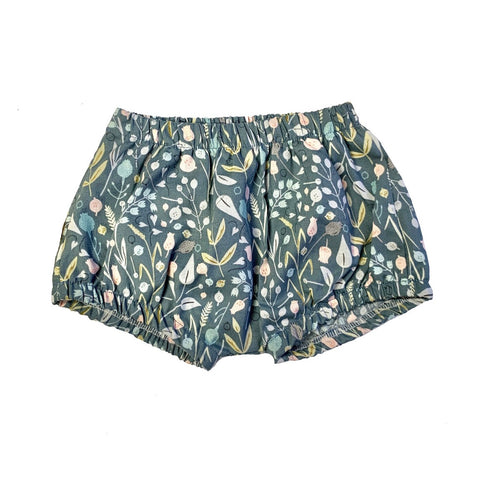 Floral Baby Bloomers