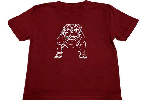 Bulldog Short Sleeve T-Shirt