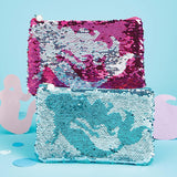 Mermaid Reversible Sequin Bag