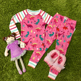 Darling Dinos Pajama Set