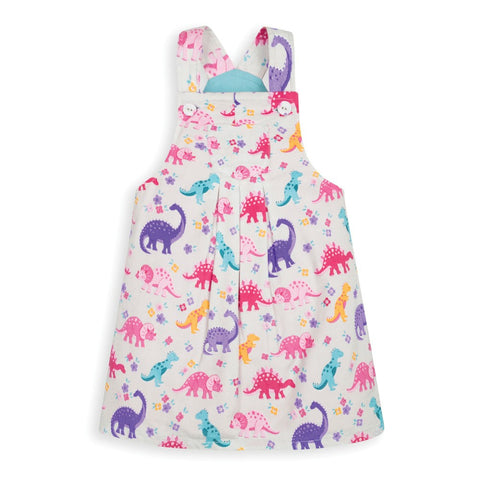 JoJo Dinosaur Cord Jumper Dress