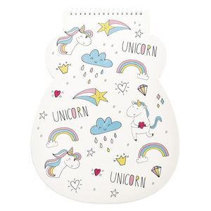 Unicorn Giant Sketch Pad