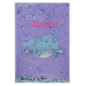 Narwhal Floating Journal