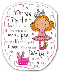Even Princesses Poop! Book