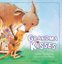 Grandma Kisses Book