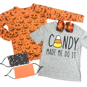 Candy Made Me Do It Tee