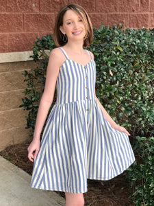 Jak & Peppar Stripe Riley Dress
