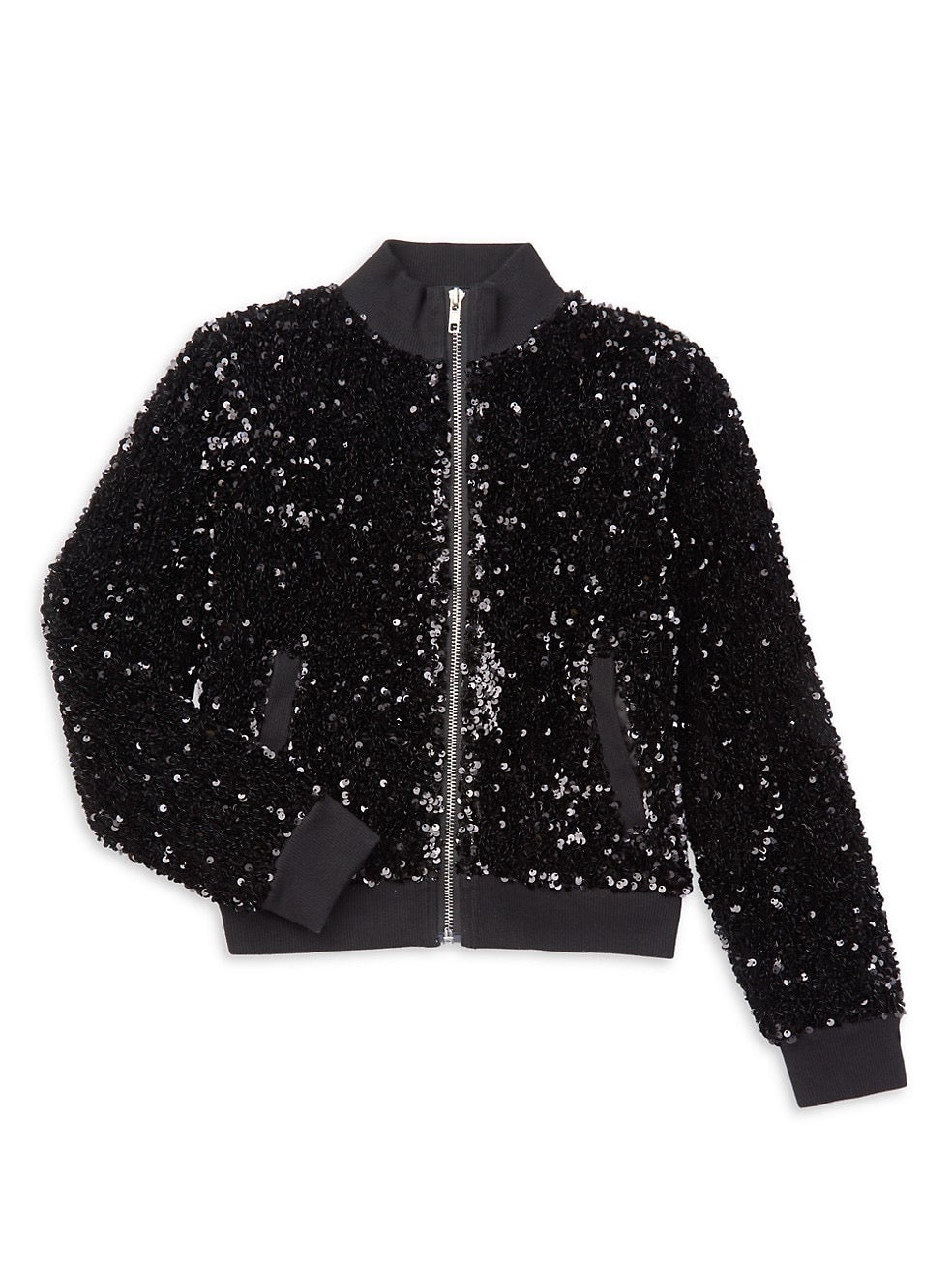 MIA Lux Sequin Jacket