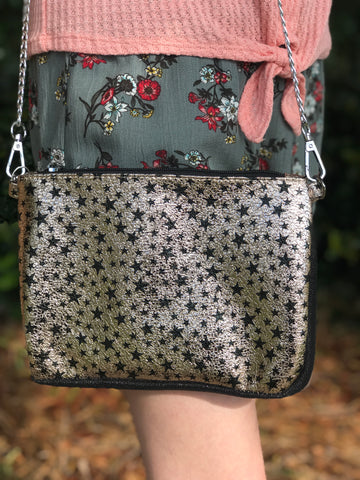 Star Crossbody Purse