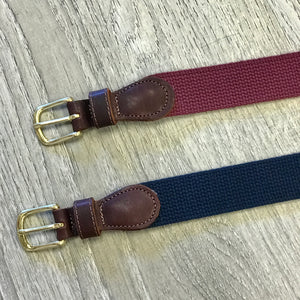 Preston Classic Fabric Belts