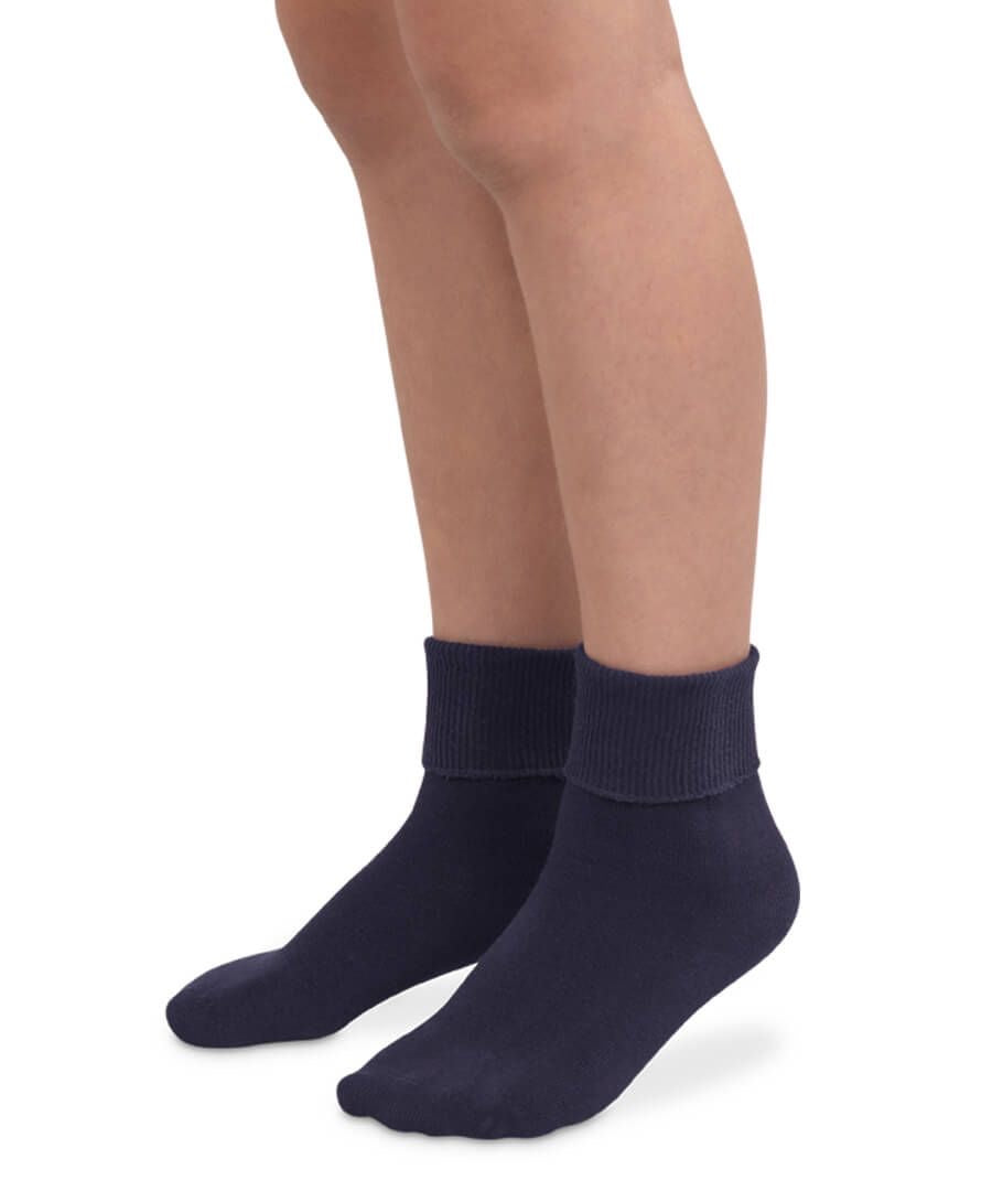 Jefferies Socks Cuff Socks