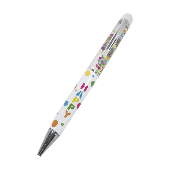 Happy Floaty Pen