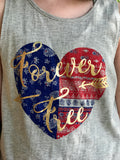 """Forever Free"" Tank"