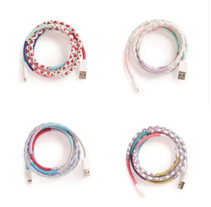 Multi Color USB Charging Cable