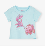 Kissing Fishies Tee
