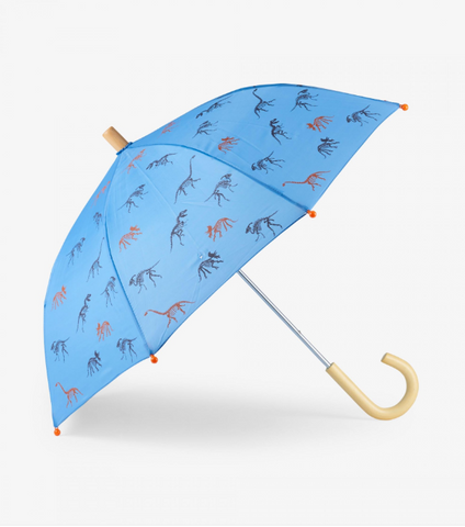 Color-Changing Dinosaur Umbrella