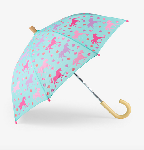 Galloping Horses Umbrella
