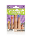 Fingernail Friends Cuticle Tattoos