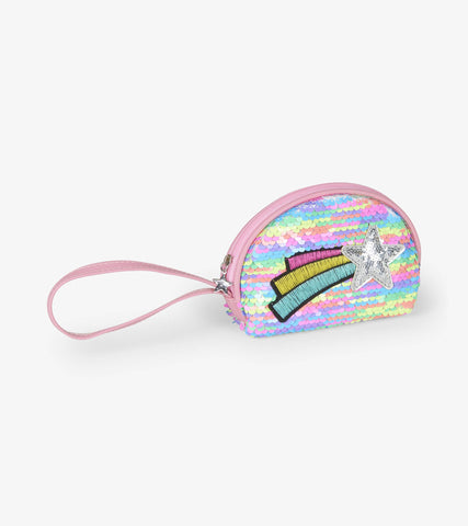 Rainbow Star Mini Purse
