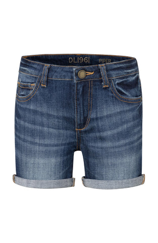 DL1961 Piper Girls Cuffed Denim