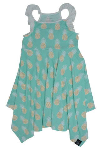 Sweet Bamboo Pineapples Dress