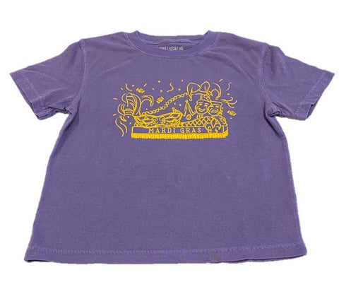 Mardi Gras Float Tee