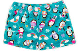 Holiday Penguin PJ Short