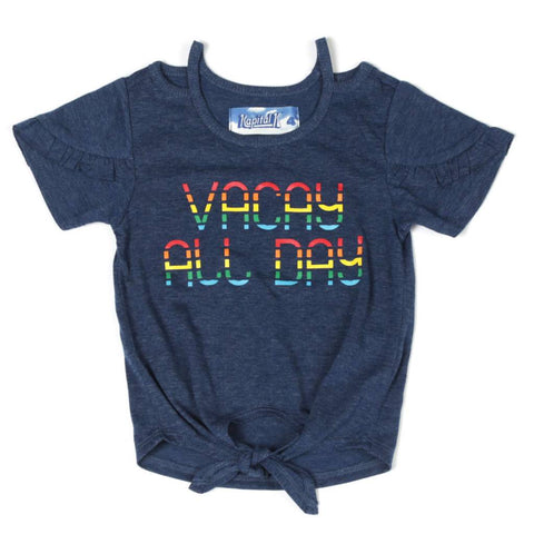 """Vacay All Day"" T-Shirt"