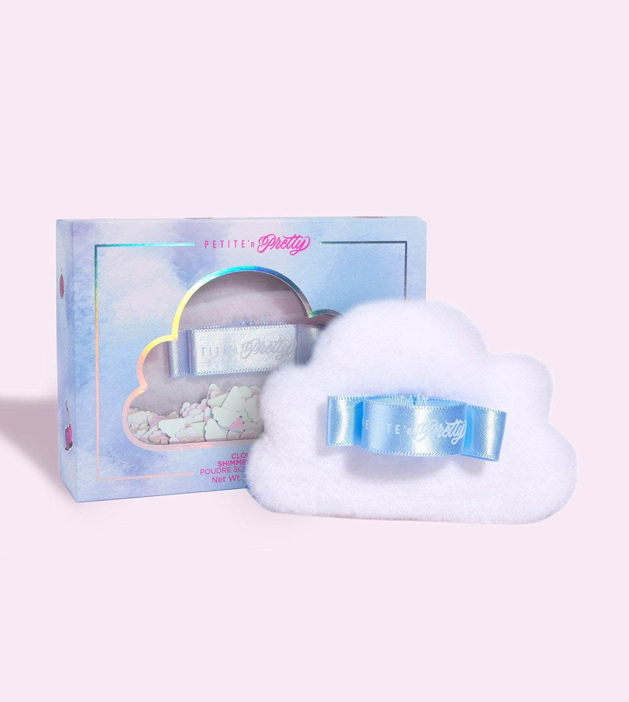 Cloud Shimmer Holiday Body Puff