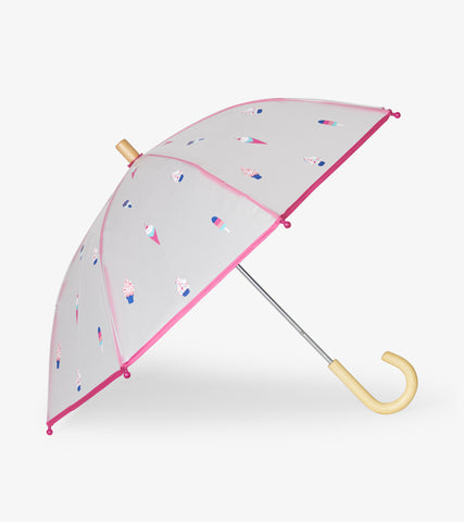 Cool Treats Clear Umbrella