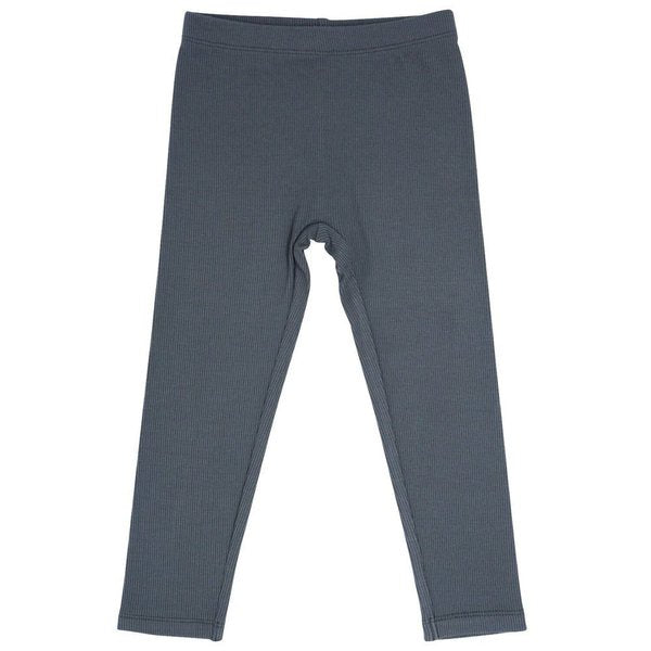 Sweet Bamboo Charcoal Ribbed Leggings