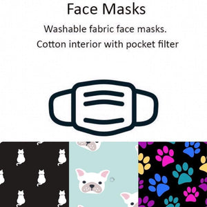 Face Masks SET 21