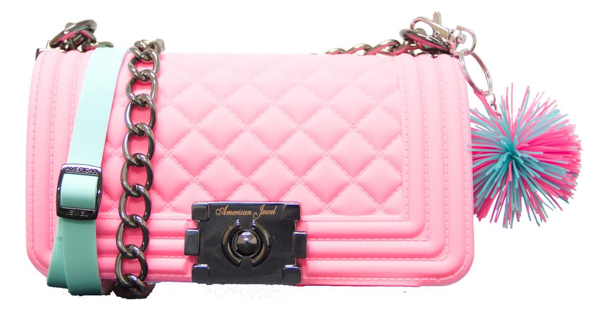 Bubblegum Danielle Purse