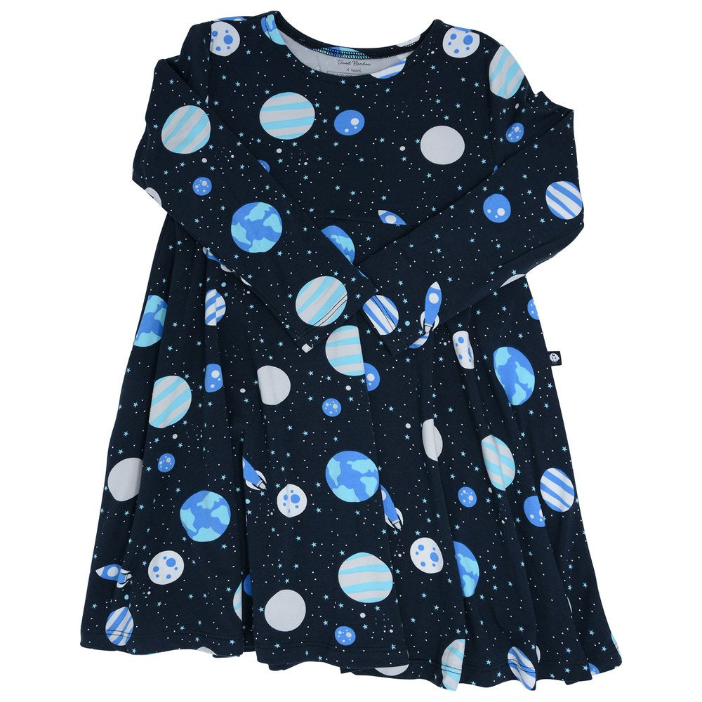 Sweet Bamboo Space Dress