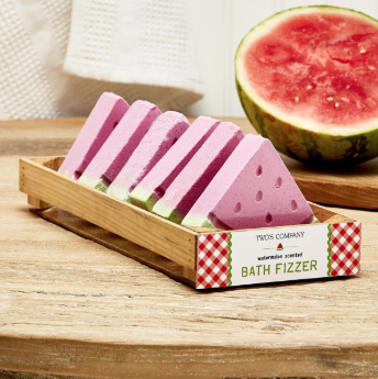Watermelon Slice Bath Fizzer